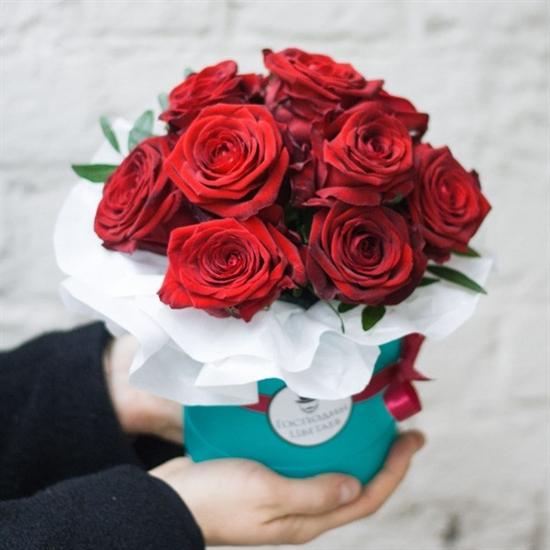 Комплимент в коробке: красный - фото 4551